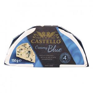 Castello Blue Kaas 150Gr.